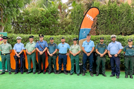 Los fichajes de verano de la Guardia Civil en Mallorca