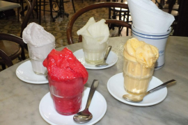 Baleares, la segunda autonomía que consumió más helados en 2018