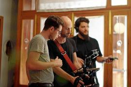 El cineasta Joan Porcel rueda en la Isla su nuevo documental, 'Sempre Dijous'