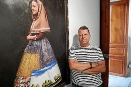 Pep Guerrero 'envuelve' Can Prunera de misterio con su nueva exposición
