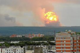 Temor a un nuevo Chernóbil tras la explosión de un misil de crucero