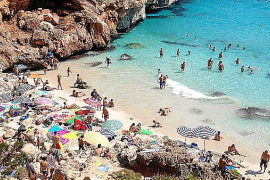 Caló des Moro, una playa virgen y salvaje