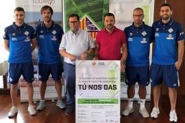 El Palma Futsal presenta su campaña de abonados