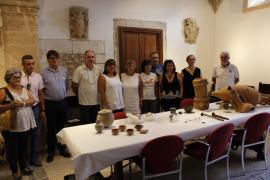 Hallan piezas de cerámica y bronce en la ciudad romana de Pollentia en Alcúdia