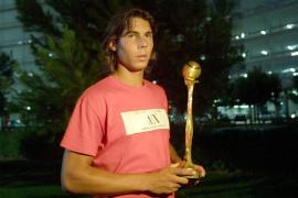 Quince años del primer título de Rafa Nadal