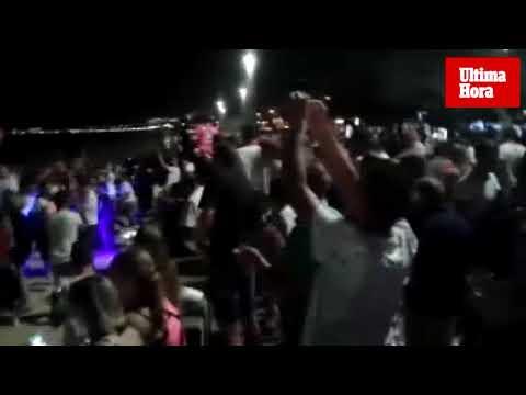 Los vecinos de la Playa de Palma estudian medidas judiciales contra Cort por las celebraciones religiosas