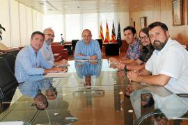El Consell d'Eivissa financiará de forma prioritaria obras ligadas al ahorro de agua