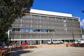 Unidas Podemos pide al Gobierno si conocía la inexistencia de cámaras de seguridad en los juzgados de Ibiza