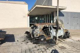 Un conductor ebrio provoca un accidente en sa Pobla