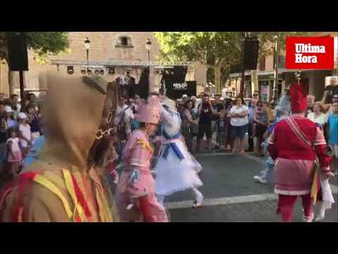 Los Cossiers de Alaró rinden tributo a Sant Roc