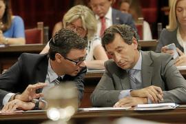 PP y Cs critican el desproporcionado incremento de la deuda del Govern