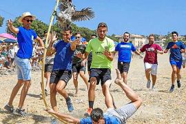 El Ajuntament de Sineu recupera las 'joies' con animales vivos en las carreras de es Cós