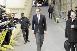 El juez pide a Hacienda y bancos nuevos informes sobre el duque