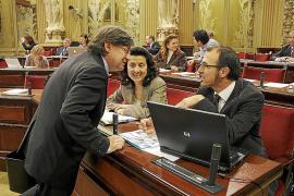 El PSIB tilda de «patético» a Aguiló y el PSM reivindica el concierto económico