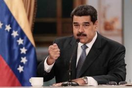 Maduro: «Trump le hace a Venezuela lo que Hitler le hizo al pueblo judío»