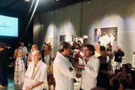 La moda ibicenca en Mallorca y la inauguración de la sala Gerhardt