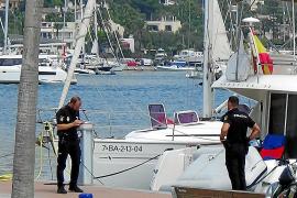 La policía vigila los puertos deportivos para erradicar el tráfico ilegal de personas