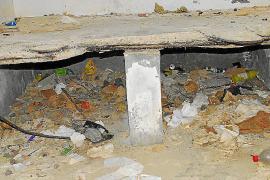 El búnker de Cala Conills, patrimonio olvidado en Andratx