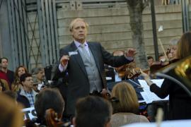 La Simfònica afina su concierto más reivindicativo contra los recortes