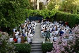 Can Prunera acoge el estreno de la obra de Antoni Parera Fons