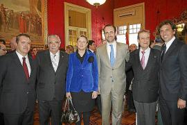 El Parlament celebra el Dia de les Illes Balears