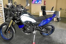 Motos Salom ya comercializa la nueva Yamaha Ténéré 700