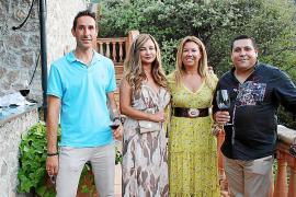 Coti, música y vino en Valldemossa