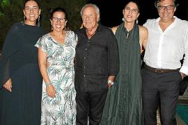 Pep Pinya celebra una fiesta por el 50 aniversario de la Galería Pelaires