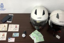 Robado en Palma un reloj de 30.000 euros