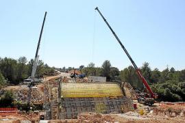 La variante de Porto Cristo entrará en funcionamiento a principios de junio