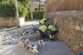 Vecinos de Cala Major ya cuentan con un acceso directo a la calle Joan de Saridakis