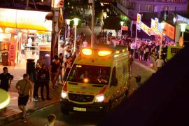 Hoteleros de Palmanova y Magaluf expulsan a más de 200 turistas por conductas incívicas