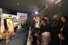 La pasión mediterránea de Miró brilla en Roma