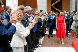 Díaz Ayuso promete gobernar Madrid desde la «transparencia»