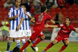 El Mallorca no pierde ante la Real Sociedad en Son Moix desde 2003