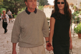 Catherine Zeta-Jones habla sobre sus veranos en Mallorca