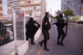 Narcotráfico en Mallorca