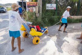Las actividades de 'Un mar de posibilidades', en imágenes. Fotos: Marcelo Sastre