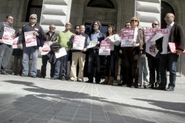 Los sindicatos de Balears se unen para paralizar la comunidad el   29 de marzo