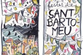 Sóller celebra las Fiestas de Sant Bartomeu 2019