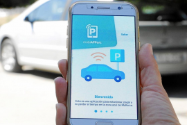El PP critica que la app de la ORA de Palma sigue fallando dos meses después