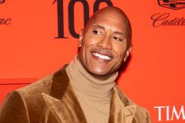 Dwayne Johnson, 'La Roca', el actor mejor pagado