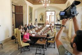 El Govern retoma este viernes sus reuniones semanales y completa el organigrama
