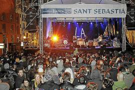 La Revetla de Sant Sebastià tendrá más presupuesto y artistas conocidos en 2021