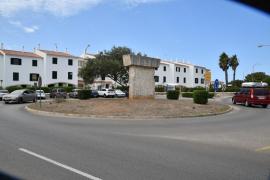 Herida grave una mujer de Inca en una colisión en Menorca