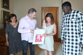 La OCB pide a Armengol más esfuerzos para que los recién llegados aprendan catalán