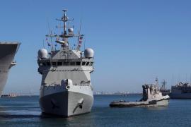 El 'Audaz' navega con buena mar y prevé llegar este viernes temprano a Lampedusa