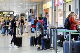 Las plazas aéreas de Palma con Reino Unido crecerán un 22 % en invierno
