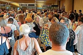 AENA reforzará el control de pasaportes para evitar el caos en Son Sant Joan