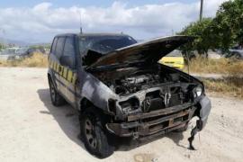 UGT pide al Govern que actúe ante los ataques a vehículos de Medio Ambiente